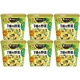 マルちゃん 食べるスープ 7種の野菜鶏白湯 18g×6個