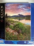 Mega Puzzles Columbine Island Sunset 1000 Piece Puzzle by Mega Brands [並行輸入品]