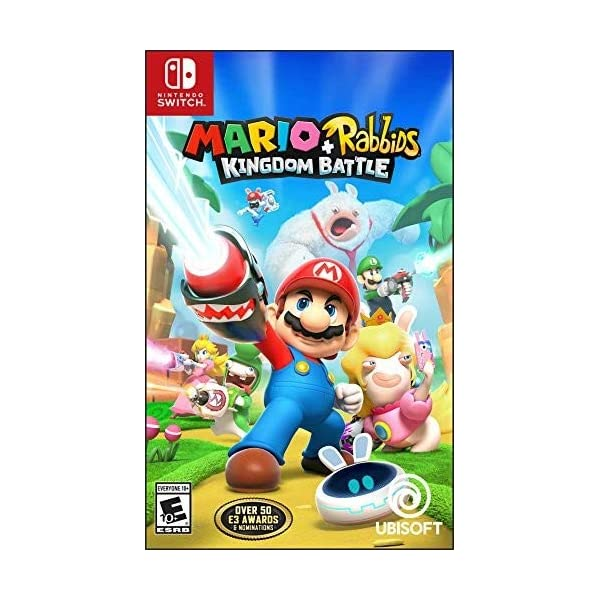 Mario + Rabbids Kingdom ...の商品画像