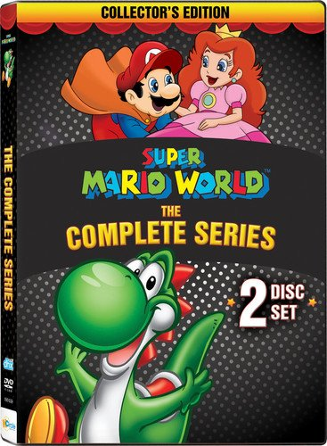 Super Mario Bros/World: Smb World Complete Series [DVD] [Import]