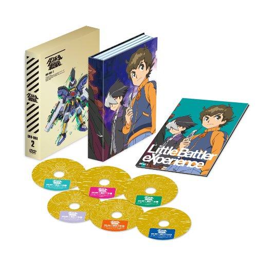ダンボール戦機 DVD BOX 2