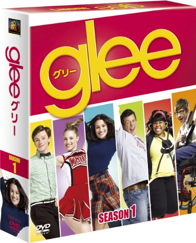 glee/グリー シーズン1 <SEASONSコンパクト・ボックス> [DVD]の詳細を見る