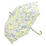 w.p.c(w.p.c) 【長傘】ボタニカル/軽くて丈夫で持ちやすい(レディース雨傘)【イエロー/58】