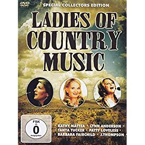 Ladies of Country Music [DVD]