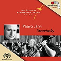 Paavo Jarvi Conducts Stravinsky