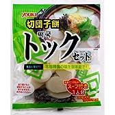 ユウキ トックセット(スープ付)/国産 140g