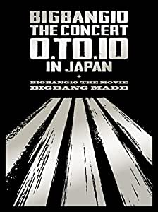BIGBANG10 THE CONCERT : 0.TO.10 IN JAPAN + BIGBANG10 THE MOVIE BIGBANG MADE(Blu-ray(3枚組)+LIVE CD(2枚組)+PHOTO BOOK+スマプラムービー&ミュージック])(-DELUXE EDITION-)