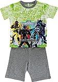 (バンダイ)BANDAI 仮面ライダービルド 勇気がでる 光るパジャマ 半袖 男の子 上下セット キッズ【2415790】