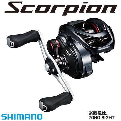 Daiwa 16 Scorpion 71HG] [Japón Importación Izquierdo