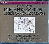 The Seasons -Franz Joseph Haydn (2 CD Box Set)(Philips)