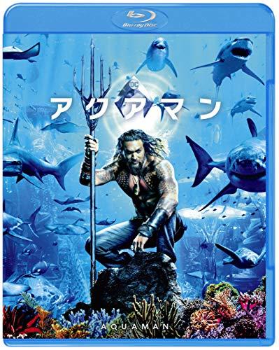 アクアマン [Blu-ray]