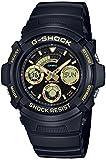 [カシオ]CASIO 腕時計 G-SHOCK ジーショック BLACK & GOLD AW-591GBX-1A9JF メンズ