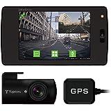 ユピテル GPS・Gセンサー搭載 前後録画対応 ドライブレコーダー DRY-S100c