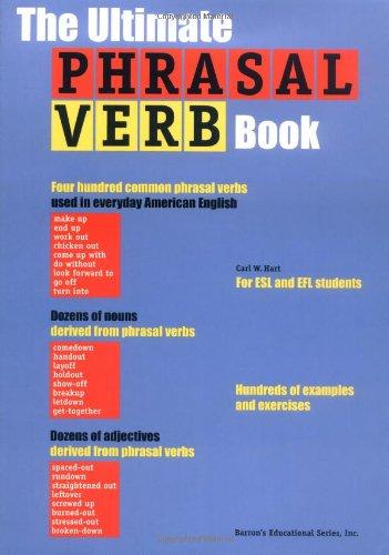 Ultimate Phrasal Verb Book, Theの詳細を見る