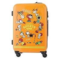 [ピーナッツ] スーツケース 当社限定 49L 56cm 3.5kg PN-019 オレンジ