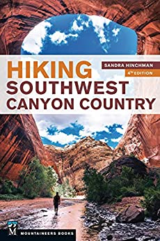Hiking Southwest Canyon Country by [Hinchman, Sandra]