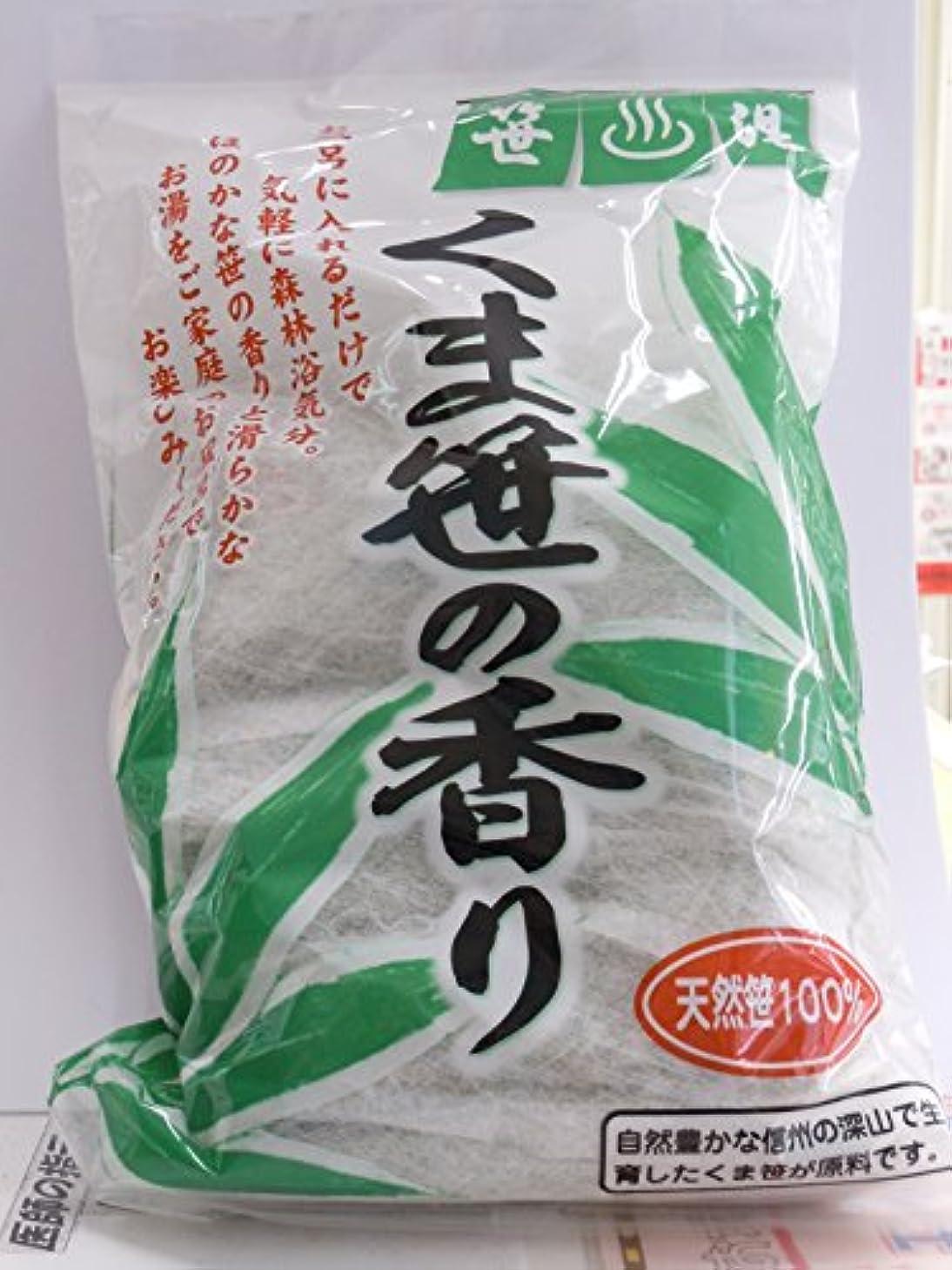 絶え間ないコンソール貫通サンクロン 信州産 くま笹の香り 天然100% 40gx5包