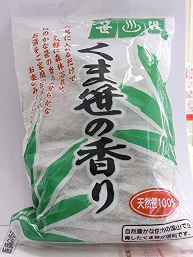 原子炉発行クリスマスサンクロン 信州産 くま笹の香り 天然100% 40gx5包