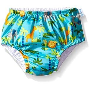 アイプレイ iplay オムツ機能付 水遊び用パンツ スイムダイパー スイミングパンツ 男の子 XL:24ヶ月 AquaJungle