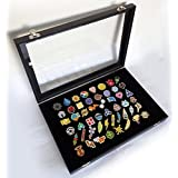 Anime Pocket Monster Pokemon: Kanto Gym Badges Set of 50 Metal Pins by Rose Marry