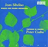 Works for String Orchestra by JEAN SIBELIUS (1995-02-07)