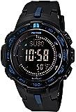 [カシオ]CASIO 腕時計 PROTREK Slim Line Series トリプルセンサーVer.3搭載 世界6局対応電波ソーラー PRW-3100Y-1JF メンズ