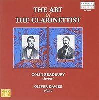 Art of the Clarinettist by Colin Bradbury