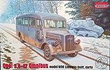 おもちゃ RODEN 807 1/35 Opel Blitz 3.6-47 Model モデル W39 Ludewig Early [並行輸入品]