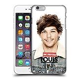 オフィシャル One Direction 1D スマイル(FULL) ルイ・トムリンソン フォト スナップオン ハードケース Apple iPhone 6 Plus 5.5