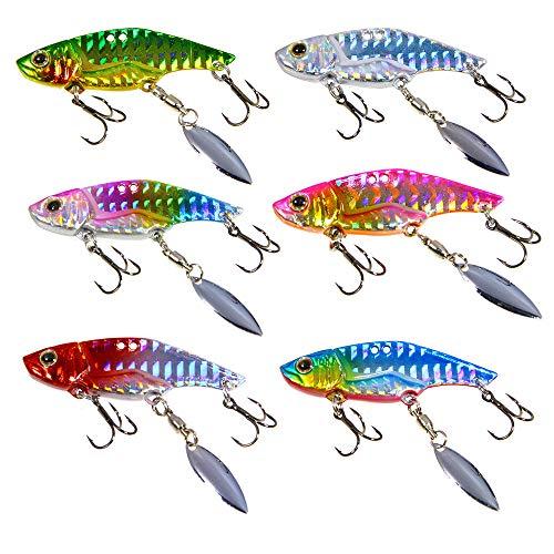 ジグパラスピンは良く釣れる!使い方や動かし方のポイント