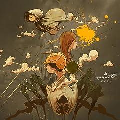 amazarashi「理想の花」のCDジャケット