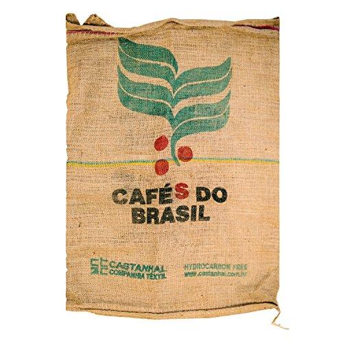 RoomClip商品情報 - 【USED品】 コーヒー豆の麻袋/ドンゴロス麻袋 <70×95cm> 柄おまかせ4枚