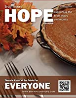 Brain Injury Hope Magazine - November 2019