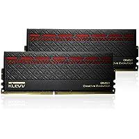 ESSENCORE KLEVV オーバークロックPC用 メモリ DDR4-3000 8GB x 2 国内正規品 CRAS IIRED LED 288PIN KM4Z8GX2AR-3000-EC