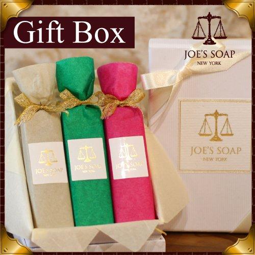 JOE'S SOAP ジョーズソープ オリーブソープ プチソープセット F 20g×3個 石鹸 無添加 オーガニック 洗顔 洗顔料 保湿 オリーブ 石けん せっけん 固形 乾燥肌 敏感肌 ギフト プレゼント 内祝い