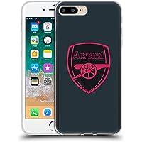 オフィシャル Arsenal FC サード 2017/18 クレスト・キット ソフトジェルケース Apple iPhone 7 Plus/iPhone 8 Plus