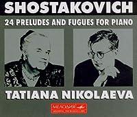 Shostakovich:24 Preludes&Fugue