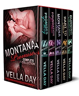 Montana Promises Complete Box Set by [Day, Vella]