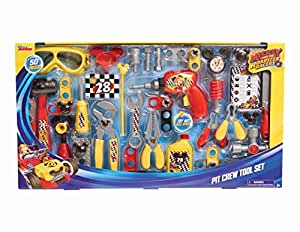 Just Play Boys Mickey Roadster Tool Set