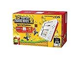 「Nintendo 2DS 欧州版 白・赤 本体 New スーパーマリオブラザーズ スペシャルエディション New Super Mario Bros 2 Special Edition」の画像