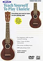 Teach Yourself to Play Ukulele [DVD] [Import]