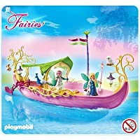 5445 of Playmobil playmobil fairy boat and queen [ parallel import ] ( Geobura ) by Geobura