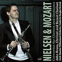 Nielsen/Mozart: Clarinet Concs