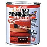 カンペハピオ 油性木部保護塗料 ウォルナット 1.6Lの写真