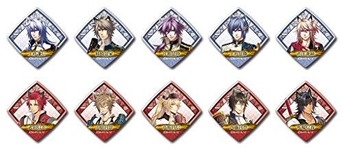 戦刻ナイトブラッド ぷくっとマグネット コレクションBOX Vol.2 上杉軍/武田軍