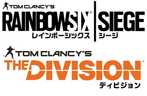 PS4  レインボーシックス シージ + ディビジョン  ダブルパック