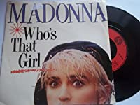 "Who's That Girl - Madonna 7"" 45"