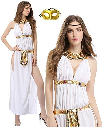 【コスプレ】Madrugada 古代エジプト・ギリシャ女性衣...