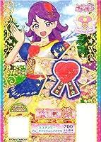 キラッとプリ☆チャン/AM-145 ココフラワーブルーサイリウムヘアアクセ SR【パクトコード付き】