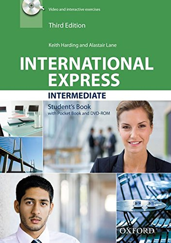 International Express: Intermediate: Student's Book Packの詳細を見る